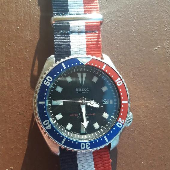 Relógio Seiko Scuba 7000-7002