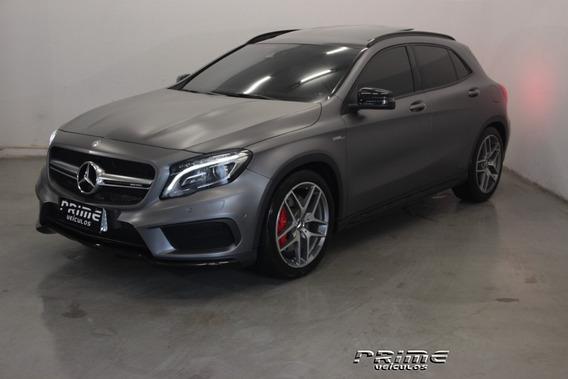 Mercedes-benz Gla 45 Amg 2.0 16v Turbo Gasolina 4p
