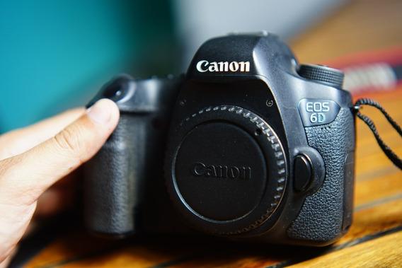 Canon Eos 6d (semi-nova)