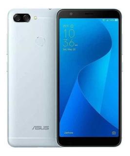Asus Zenfone Max Plus M1 Prata 64gb 4gb