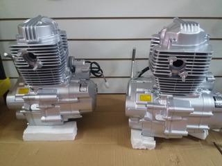 Motor Cg250 Completo Nuevos Con Su Numero Correspondiente.