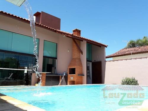 Imagem 1 de 15 de Casa Para Venda Em Peruíbe, Oasis, 5 Dormitórios, 2 Suítes, 6 Banheiros, 7 Vagas - 1577_2-688425