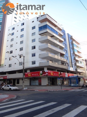 Locação Anual De Apartamento Na Praia Do Morro, É Nas Imobiliárias Itamar Imoveis. - Ap00903 - 4482196