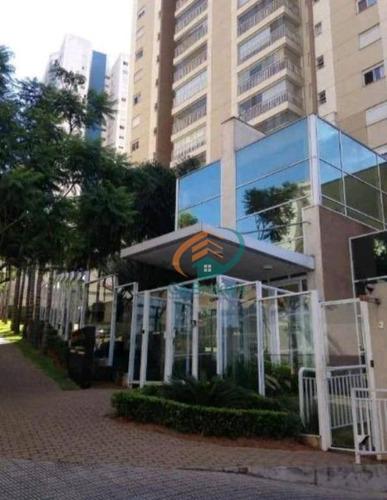 Apartamento À Venda, 134 M² Por R$ 959.800,00 - Jardim Zaira - Guarulhos/sp - Ap3575