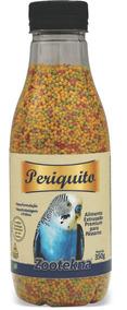 Alimento Extrusado Premium Para Periquito - 350 G