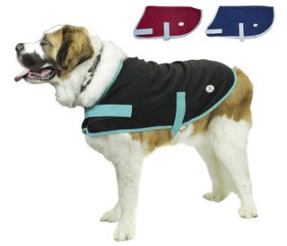 All Purpose Fleece Lounger Warm Dog Sweater, Use As Indoor B