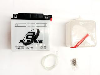 Bateria Acido 12n7-3b (posi Der) 170z 16-17, Rc150 09-17