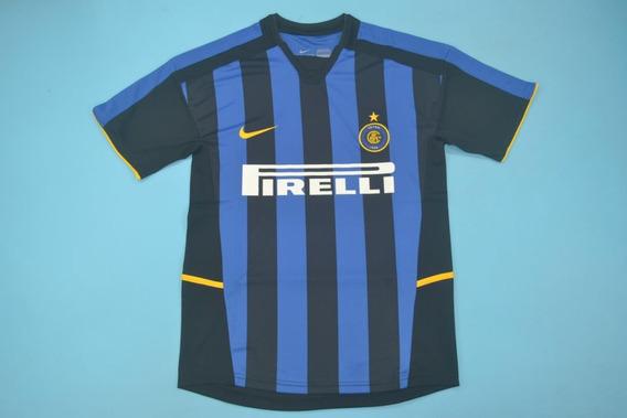 Camisa Inter De Milao 2002-03 Batistuta 19