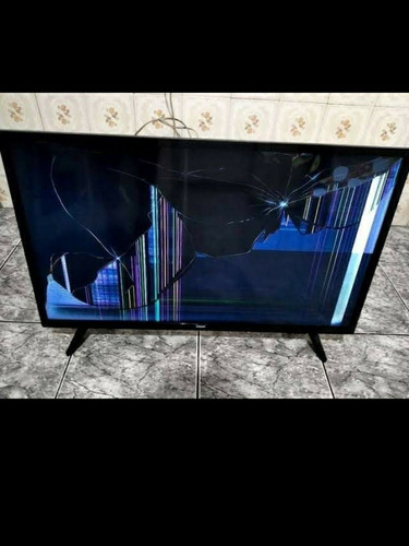 Tv Philips 43 Smart Tv Polegadas Para Retirada De Peças