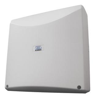 Central Alarma 4zonas X28 N4+bateria+2controles+sirena+mpi