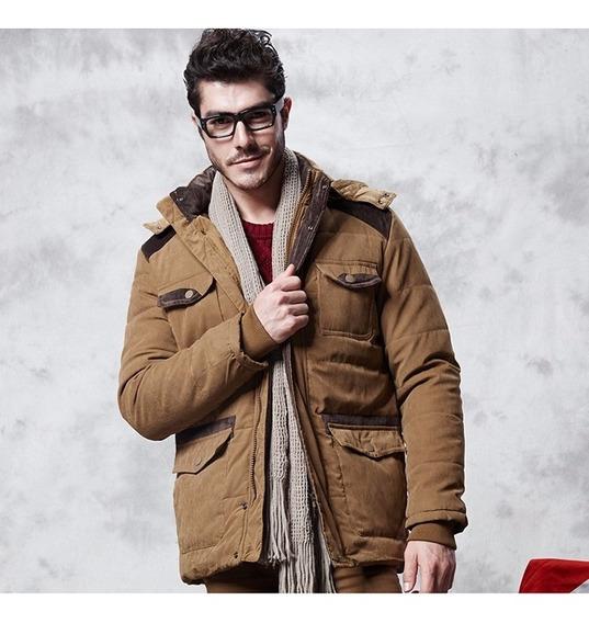 Casaco Jaqueta Blusa Interior Macio Frio Vento Inverno
