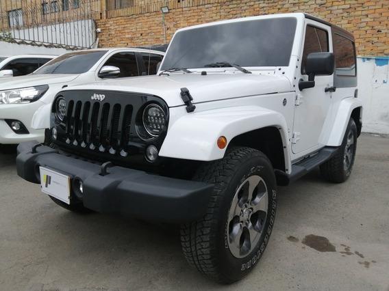 Jeep Wrangler Sport Sahara 2018