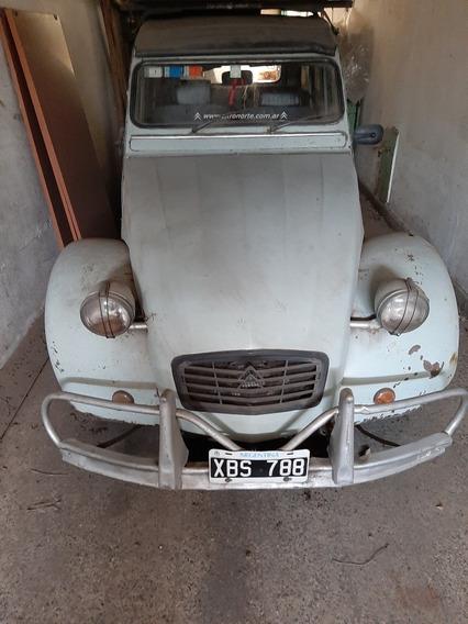 Citroën 3cv _