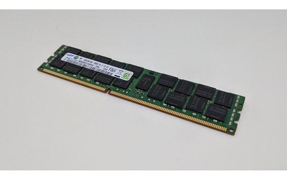 Memória Samsung M393b2g70bh0-yh9 16gb 2rx4 Pc3l 1333mhz Dell