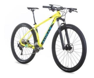 Bicicleta Audax Auge 700 29er Deore Xt 2x11 Amarela Com Nfe