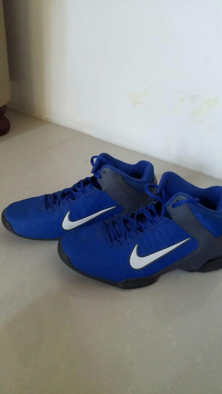 Zapatos Deportivos Nike Air Visi Pro 4 Basketball Nuevos Org