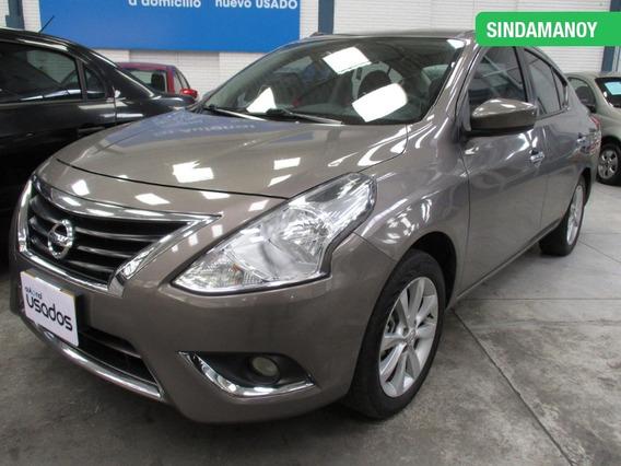 Nissan Versa Advance 1.6 Uco817