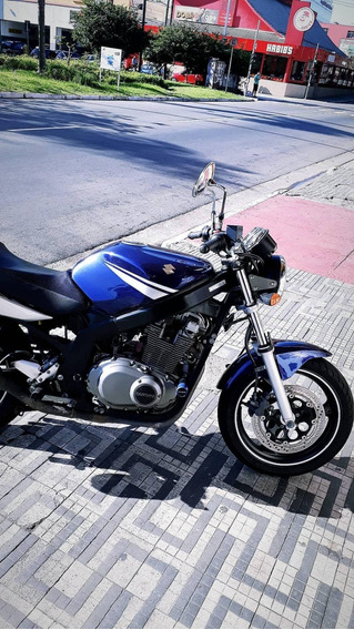 Suzuki Gs 500 - 2009