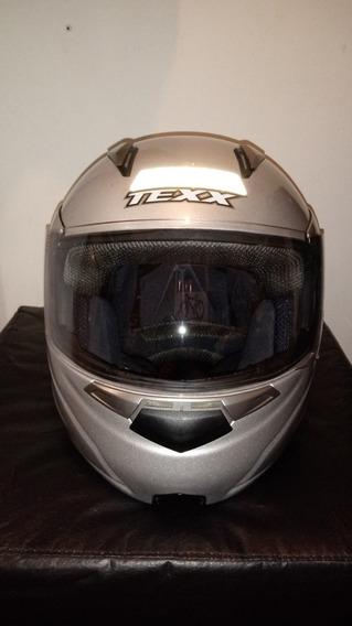 Capacete Robocop Texx Hazy Tam 56
