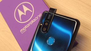 Smartphone Motorola One Hyper Azul Oceano 6,5