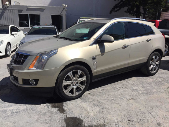 Cadillac Srx 3.0 B Piel Cd Xenon 4x4 At 2012