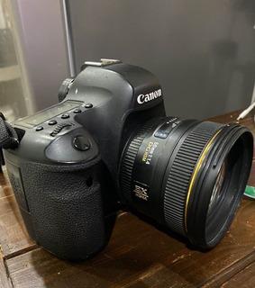 Lente 50mm 1.4 Sigma