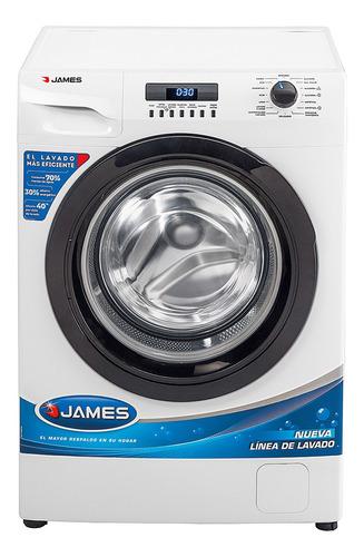 Lavarropas James Lr812 8kg Display Digital Pcm