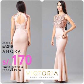 f457c5fa66 Vestidos De Noche Largos Arequipa Ropa Femenina - Vestidos Mujer en ...