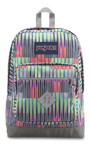 Mochila Jansport City Scout 100% Lap Top Original