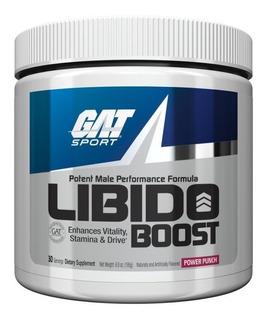 Gat Sport Libido Boost 195 Gr 30 Servicios