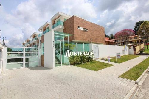 Imagem 1 de 30 de Sobrado Com 3 Dormitórios À Venda, 242 M² Por R$ 1.155.000,00 - Mercês - Curitiba/pr - So0108
