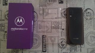 Vendo O Permuto Motorola Moto One Visión 128gb