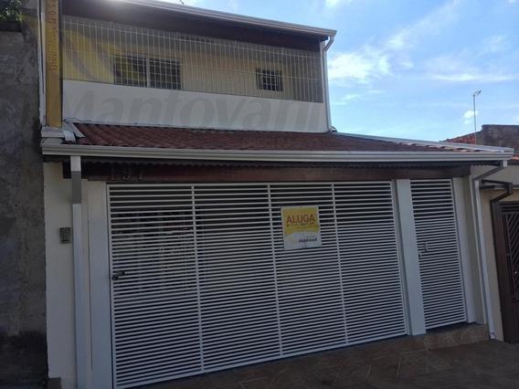 Casa Para Aluguel, 4 Dormitórios, Jardim Planalto - Tatuí - 1406
