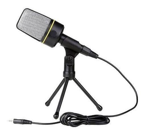 Microfone Condensador Sf 920