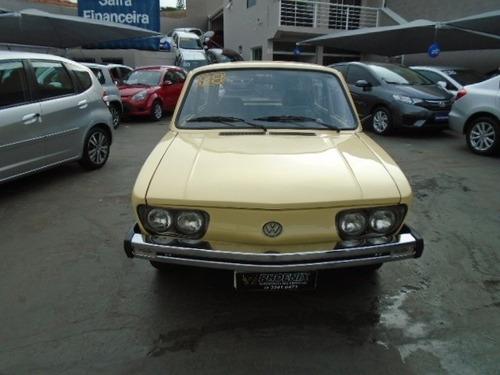 Imagem 1 de 9 de Volkswagen Brasilia 1600
