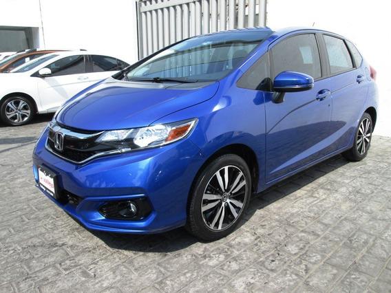 Honda Fit Hit 2018 Azul