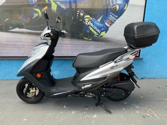 Suzuki Lindy 125 20/21 Prata