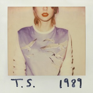 Cd Taylor Swift 1989 Nuevo Sellado Open Music U-