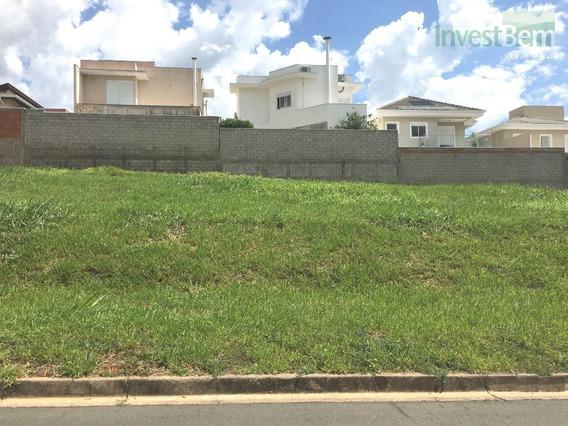 Terreno Residencial À Venda, Condomínio Moinho Do Vento, Valinhos. - Te0208