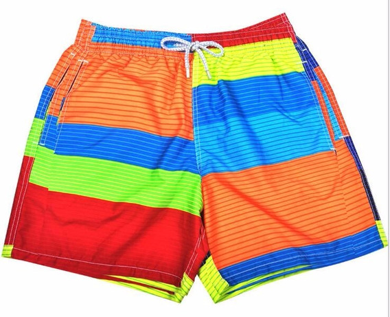 Shorts Vilebrequin Classic Estampados Tamanho L