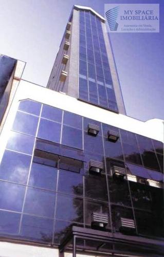 Sala Comercial Para Locação, Vila Clementino, São Paulo. - Sa0043