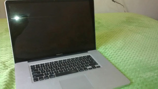 Macbook Pro Impecable!!!!!