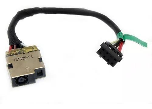 Imagen 1 de 1 de Power Jack Conector Corriente Hp 15-j 15-r 15g M6 719318-yd9