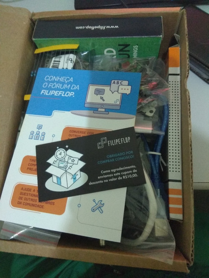Kit Arduino Beginning - Arduino Mega 2560 R3