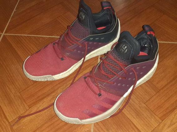 Zapatillas adidas Harden Usadas