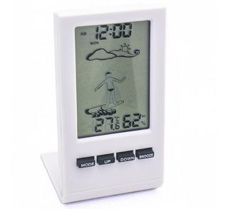 Estacao Metereologica Previsao Chuva Termometro E Higrometro