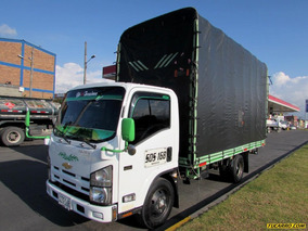 Camion Estacas Chevrolet Nkr