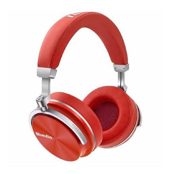Fone Bluedio T4s Bluetooth - Cancelamento Ruídos Turbine