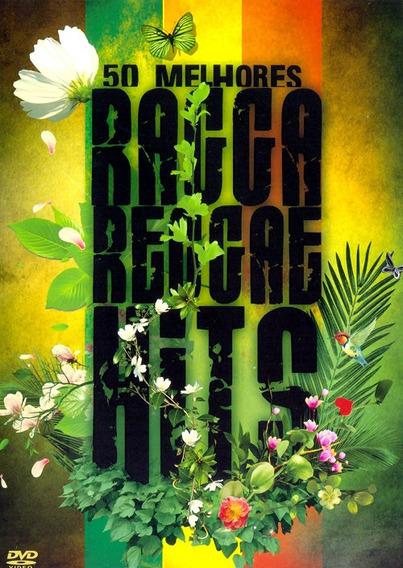 Ragga Reggar Hits - 50 Melhores - Dvd -