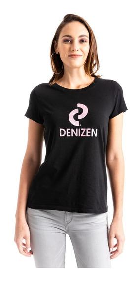 Escoge Tu Playera Denizen® Mujer Logo Core